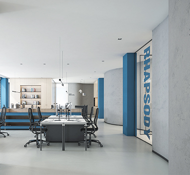 Rhapsody's office2