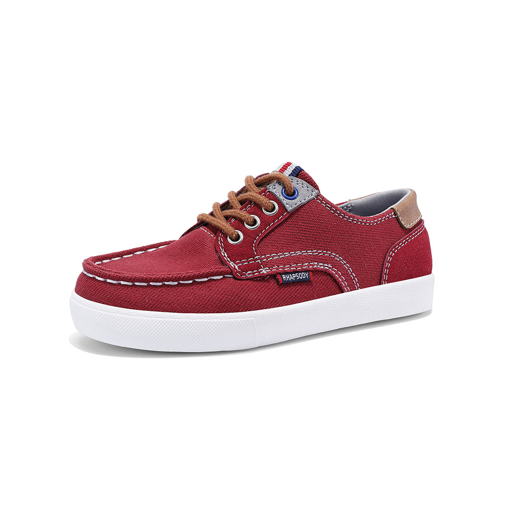 Kids' Classic Mocassins (Lace-up) Boat Shoes