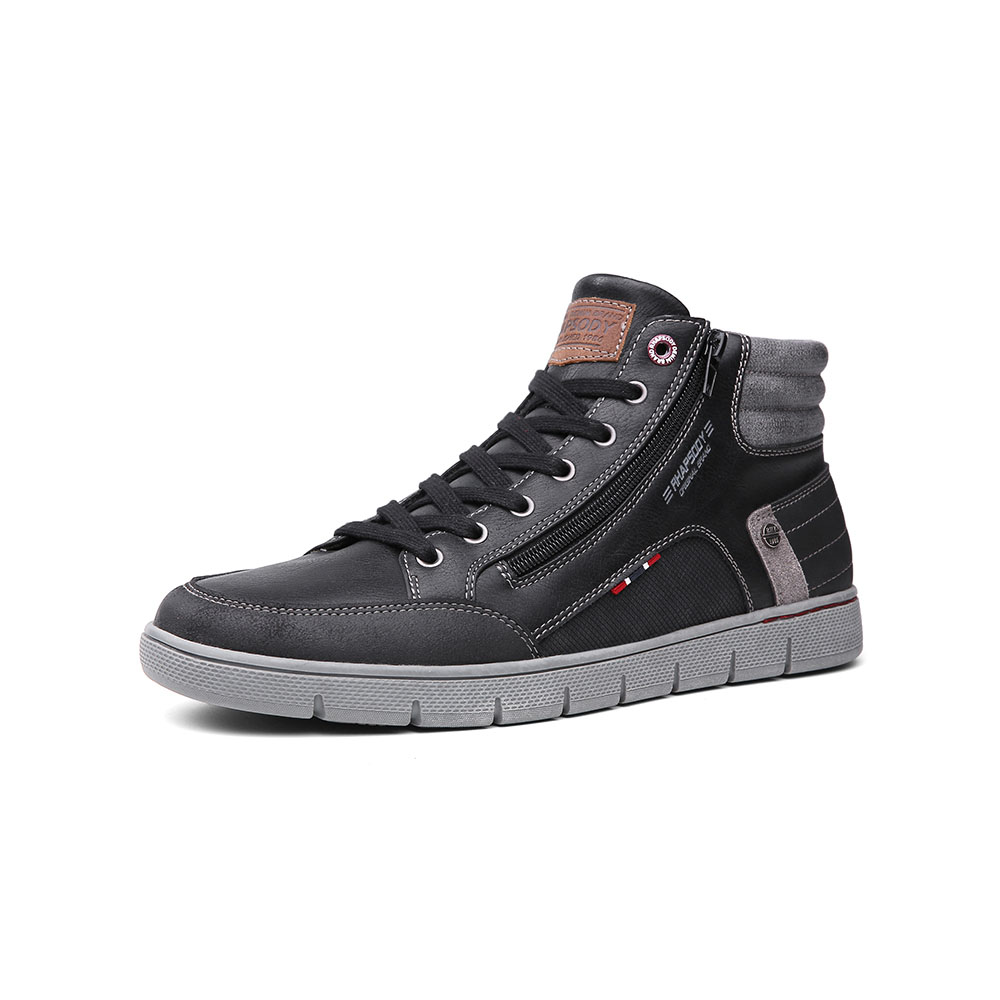 Men's Casual Urban Sneaker Boots