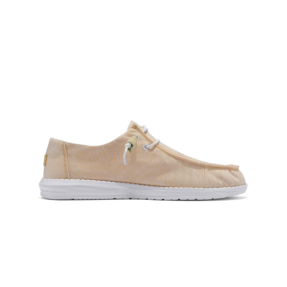 Women's Natural Comfort Slip-Ons