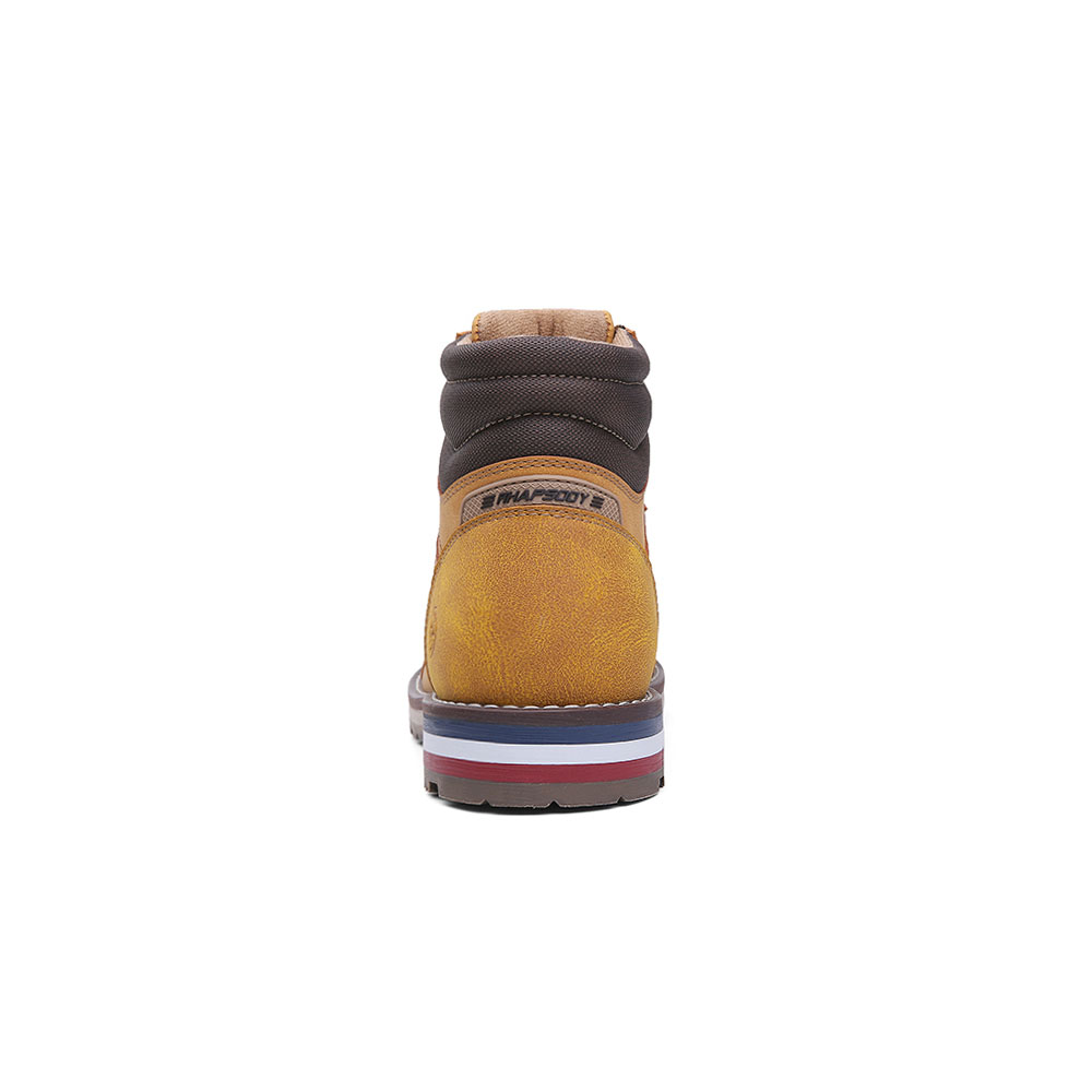 Men's Rugged Outdoor Boots