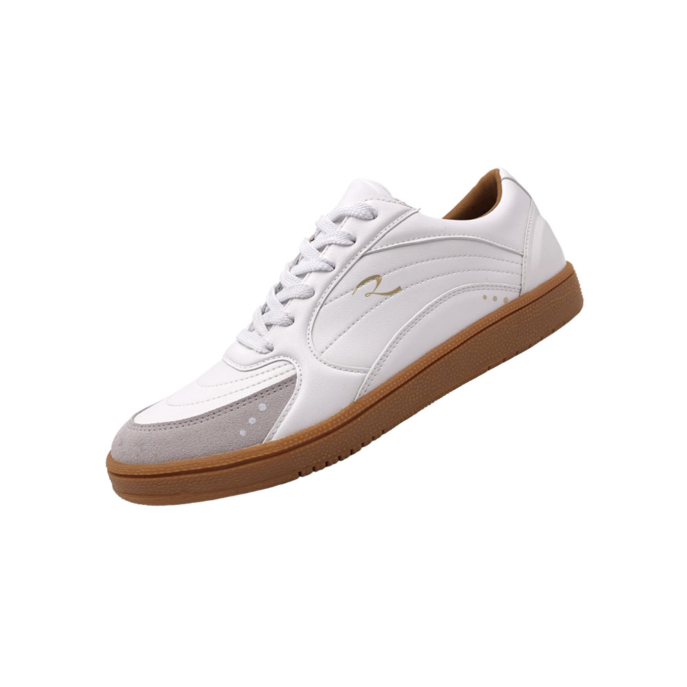 Men`s Trainer Sneakers in Recycled Synthetic Leather